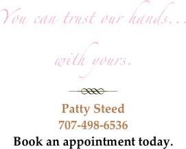 You can trust our hands... 